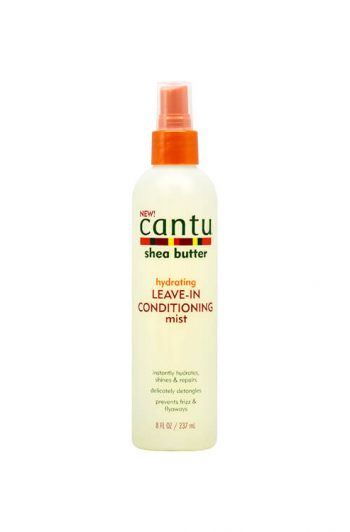 Cantu Shea Butter Hydrating Leave-In Conditioning Mist 8 oz
