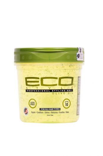 Ecoco Style Olive Oil Professional Styling Gel 16 oz