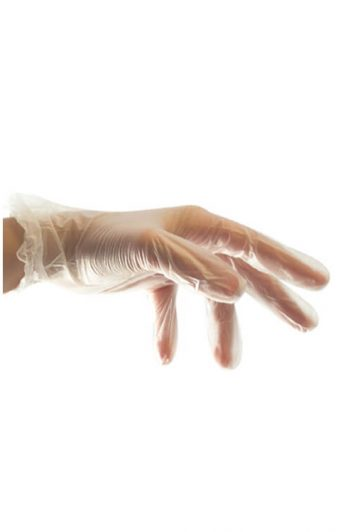 Soft 'n Style GLV-4 Disposable Vinyl Gloves 2 Pairs