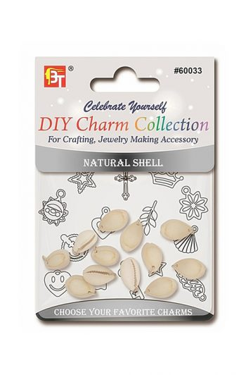 Beauty Town DIY Natural Shell Charms #60033