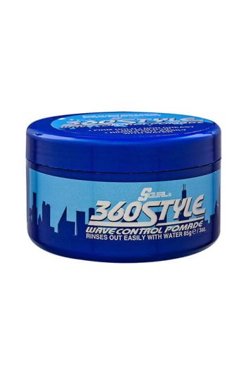 Luster's S Curl 360 Style Wave Control Pomade 3OZ