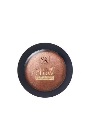 Ruby Kiss All Over Glow Bronzing Powder Light Glow