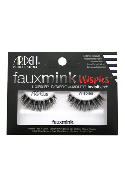 Ardell Faux Mink Wispies Package