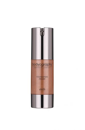 Bodyography Professional Cosmetics Foundation Primer Tahitian Glow