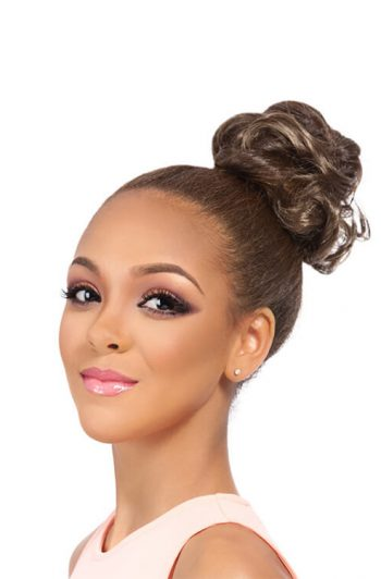 It's A Wig Ponytail Fluffy Curly Synthetic Ponytail Front