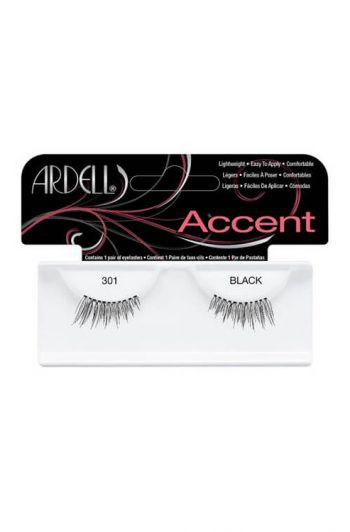 Ardell Accent Lash 301 Packaging