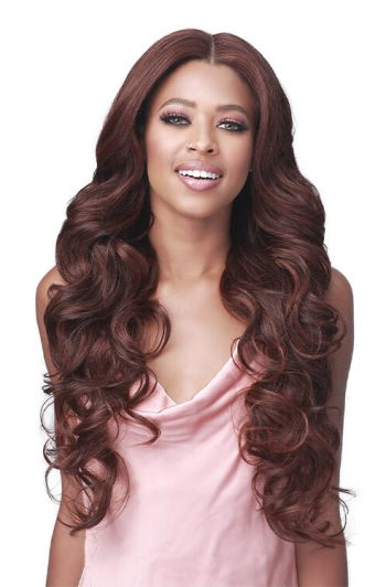 Bobbi Boss MLF377 Cordelia First Class Hair Synthetic Lace Front Wig Front