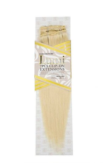 "Hair Couture Lumi 7 PC 12"" Extensions Packaging Front"