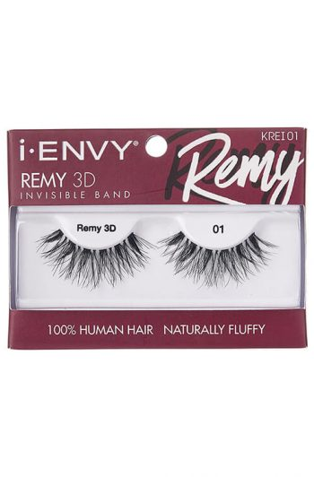 Kiss Remy 3D Lash Packaging Front 01