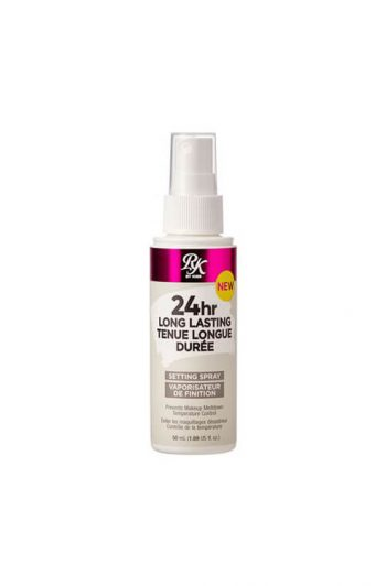 Ruby Kisses RFS Never Touch Up Setting Spray 1.69 oz - Makeup Finishing Spray
