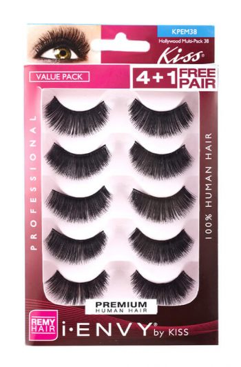 Kiss i-Envy Demi Hollywood Value Pack Packaging Front