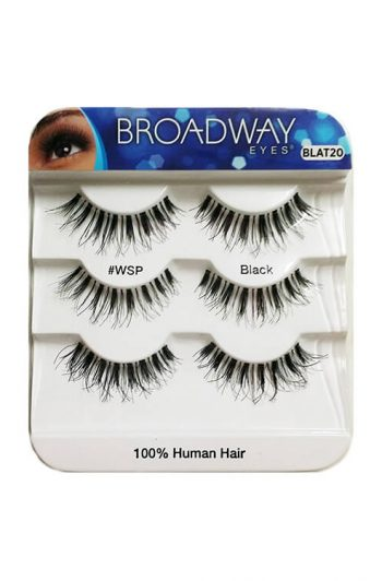 Broadway Lashes 3 Pack BLAT20 WSP