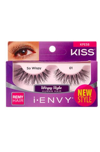 Kiss i-Envy So Wispy KPE58 Packaging Front
