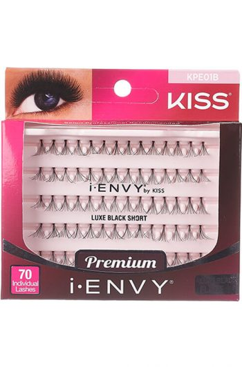 Kiss KPE01B Lash Packaging Front