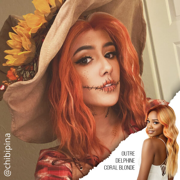 ScareCrow - Outre - Delphine Coral Blonde