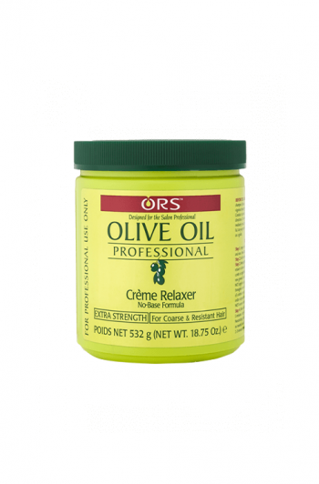 ORS Olive Oil Professional No-Base Creme Relaxer Extra Strength 18.7 OZ