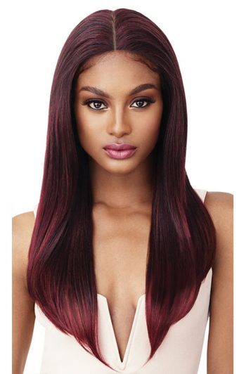 Outre Karina Perfect Hairline Wig Model Front