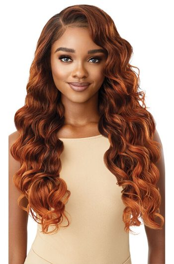 Outre Perfect Hairline Charisma Model Cajun Spice Front