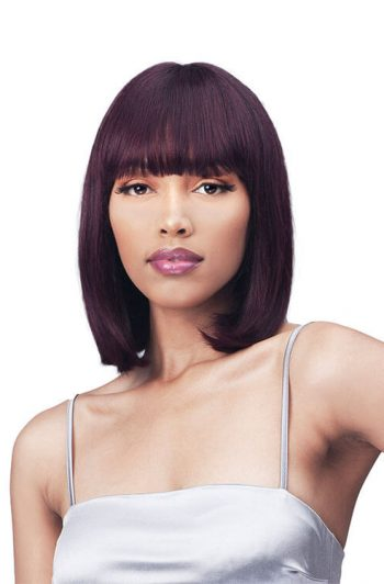 Bobbi Boss MH1285 Valora Wig Model Front
