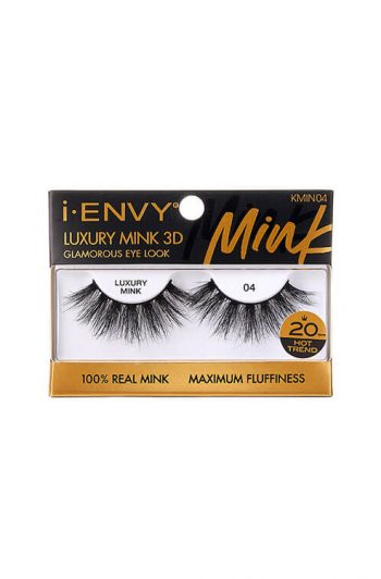 Kiss i-Envy Luxury Mink 3D Collection KMIN04 packaging Front