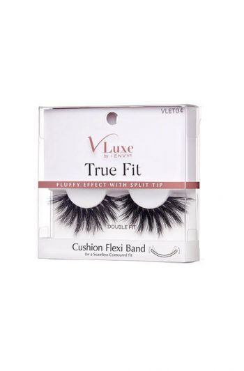 V Luxe True Fit VLET04 Double Packaging Side