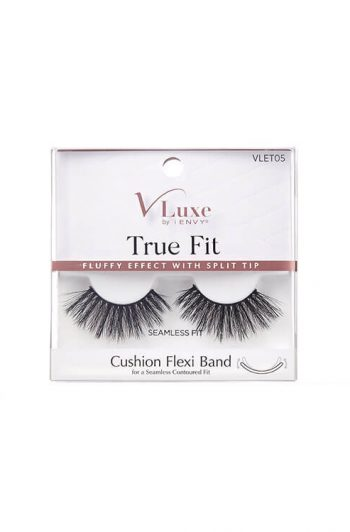 V Luxe True Fit VLET05 Seamless Packaging Front