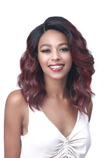 Bobbi Boss MLF487 Henna Lace Front Wig Front