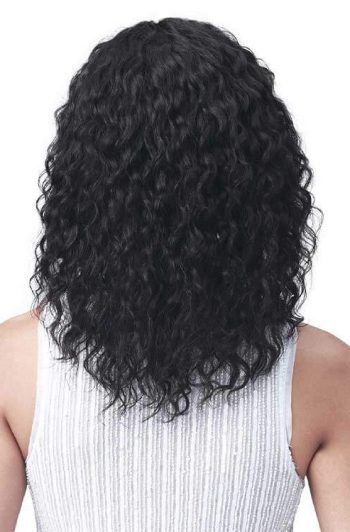 Bobbi Boss MH1301 Adalyn Wig Model Wavy Back