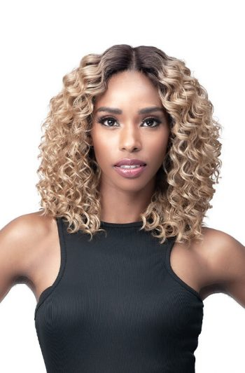 Bobbi Boss Truly Me MLF593 Malin HD Lace Front Wig Front