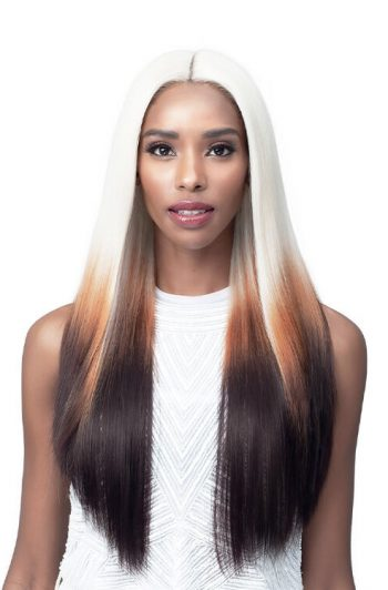 Bobbi Boss Truly Me MLF590 Jamie HD Lace Front Wig Front