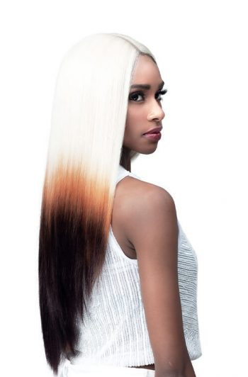 Bobbi Boss Truly Me MLF590 Jamie HD Lace Front Wig Side