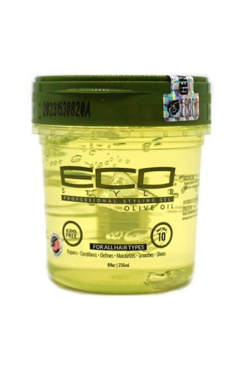 Ecoco Eco Style Olive Oil Professional Styling Gel 8 oz