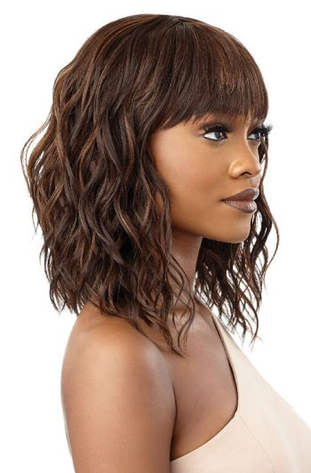 Outre Wigpop Anais Synthetic Full Wig Side
