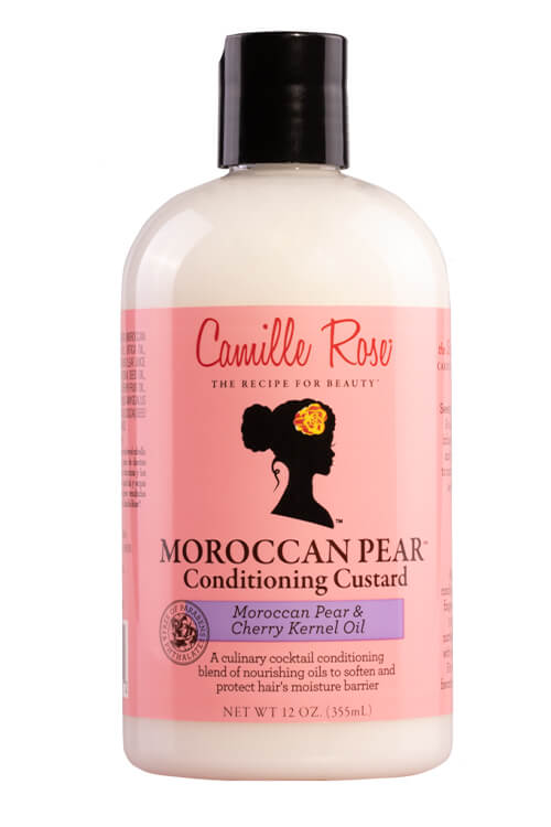Camille Rose Moroccan Pear Conditioning Custard 12 oz