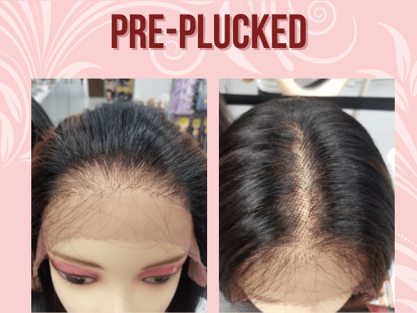 Pre-Plucked