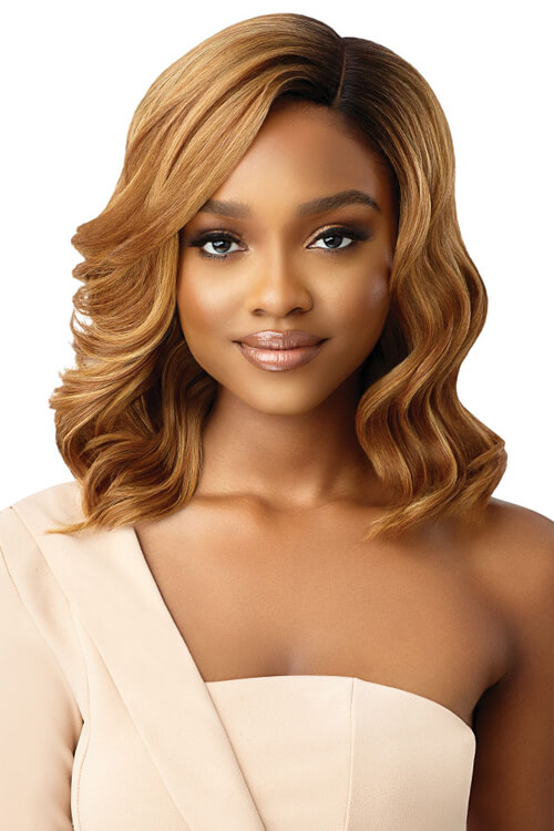Outre Wigpop Dessy Wig Model Front
